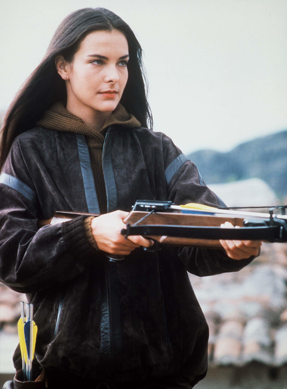 Melina Havelock (Carole Bouquet) - Club James Bond France
