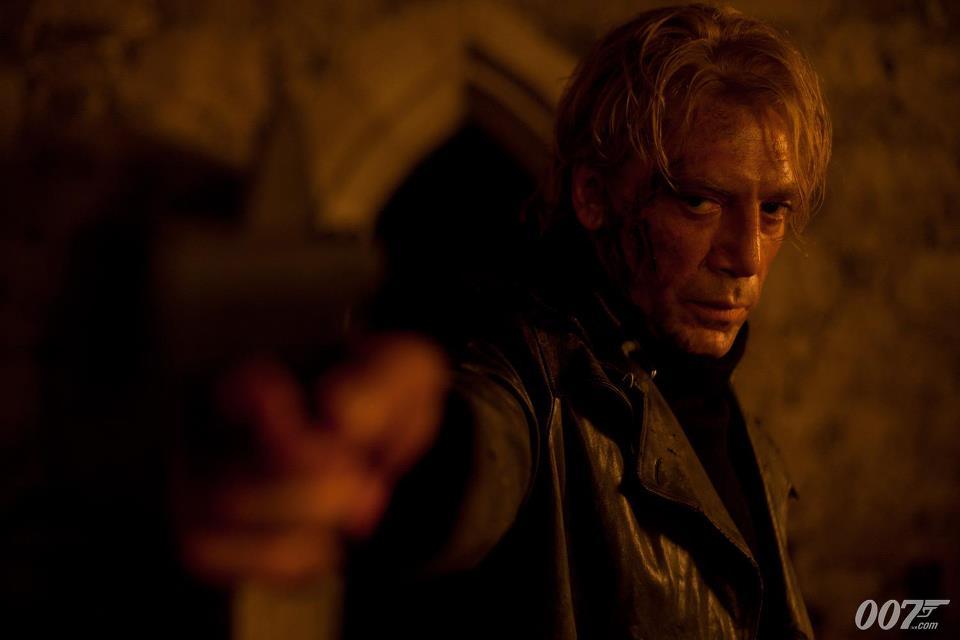 Silva (Javier Bardem) – Club James Bond France